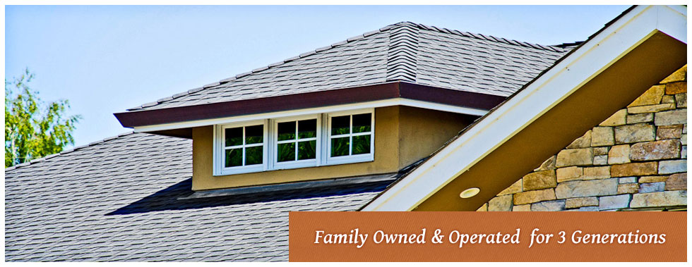 Roofing Services - Central Coast CA